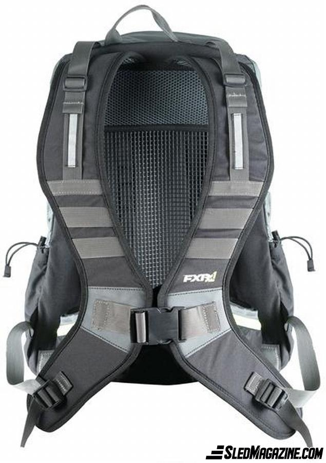 FXR Ride Pack 18 - The perfect partner - snowmobiles - snowmobiler
