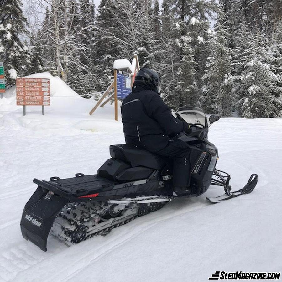 First impression Renegade Adrenaline 900 Turbo ACE - snowmobiles - snowmobilers