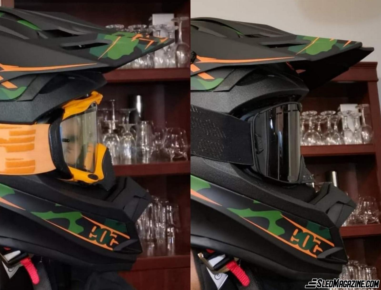 509 Altitude Helmet and Kingpin/Sinister X5 Goggles Review - Snowmobile - Snowmobiler
