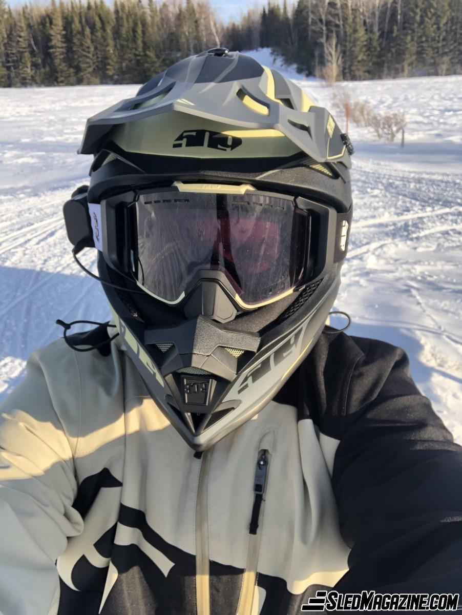 509 Sinister X6 Ignite Goggles — The Ultimate in Eyewear - Snowmobile - Snowmobiler