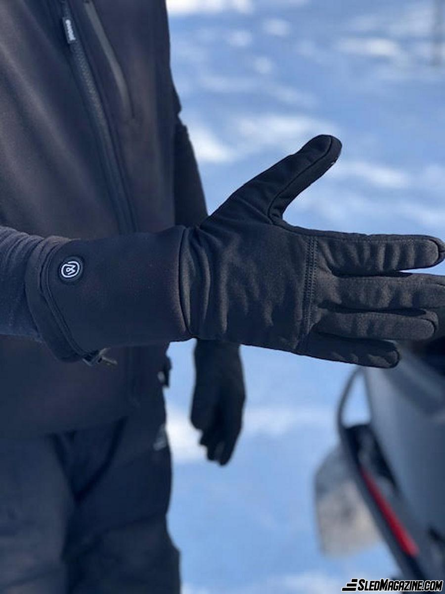 Review of the Ewool heated jacket and glove liner